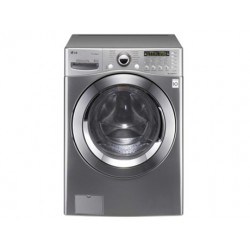 Máquina de Lavar Roupa LG INOX F1255FDS7