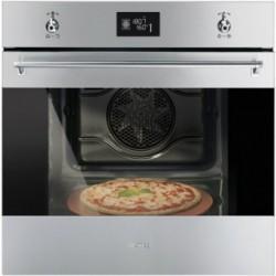 Forno especial pizza Smeg SF6390XPZE