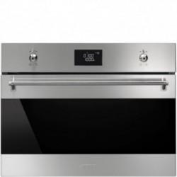Microondas com grill Smeg SF4390MX
