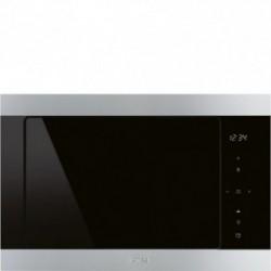 Microondas com grill Smeg FMI325X